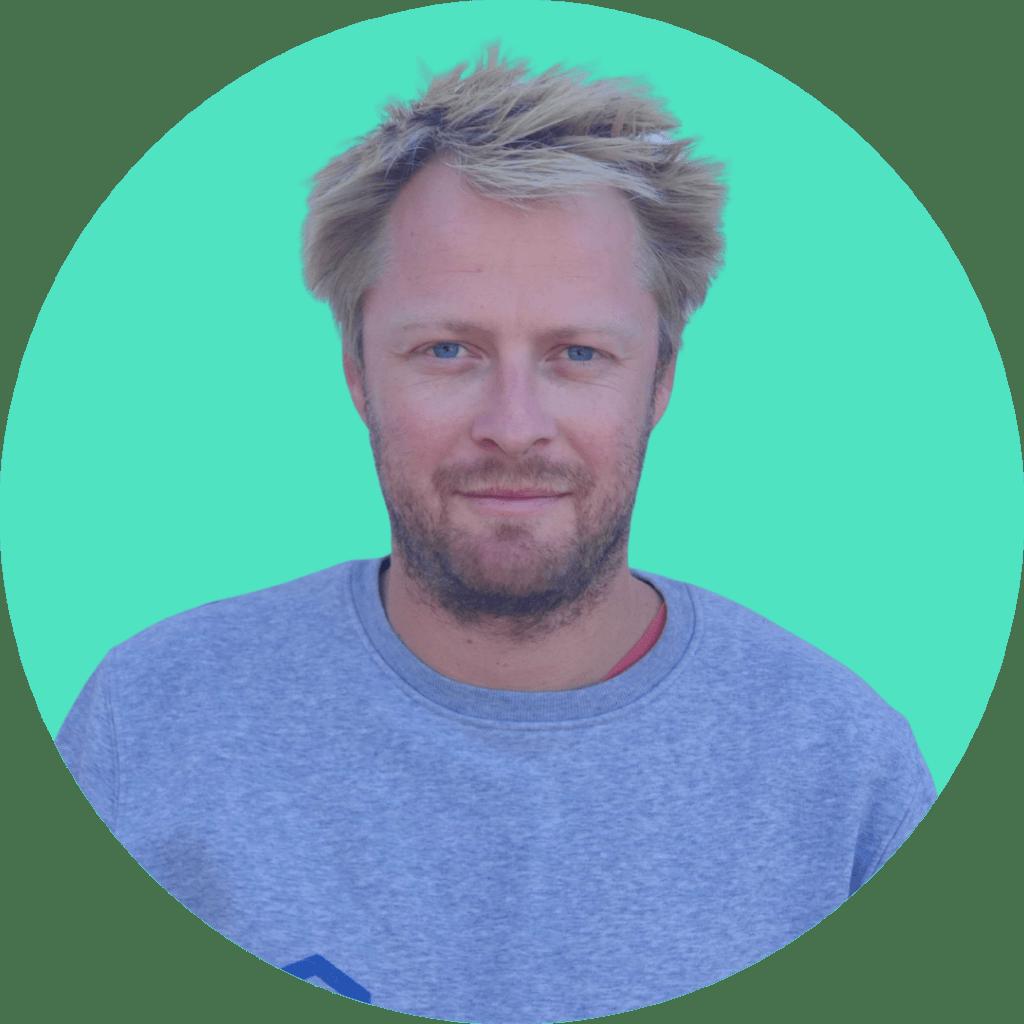 Jean-Charles Wielfaert - Recrewteer