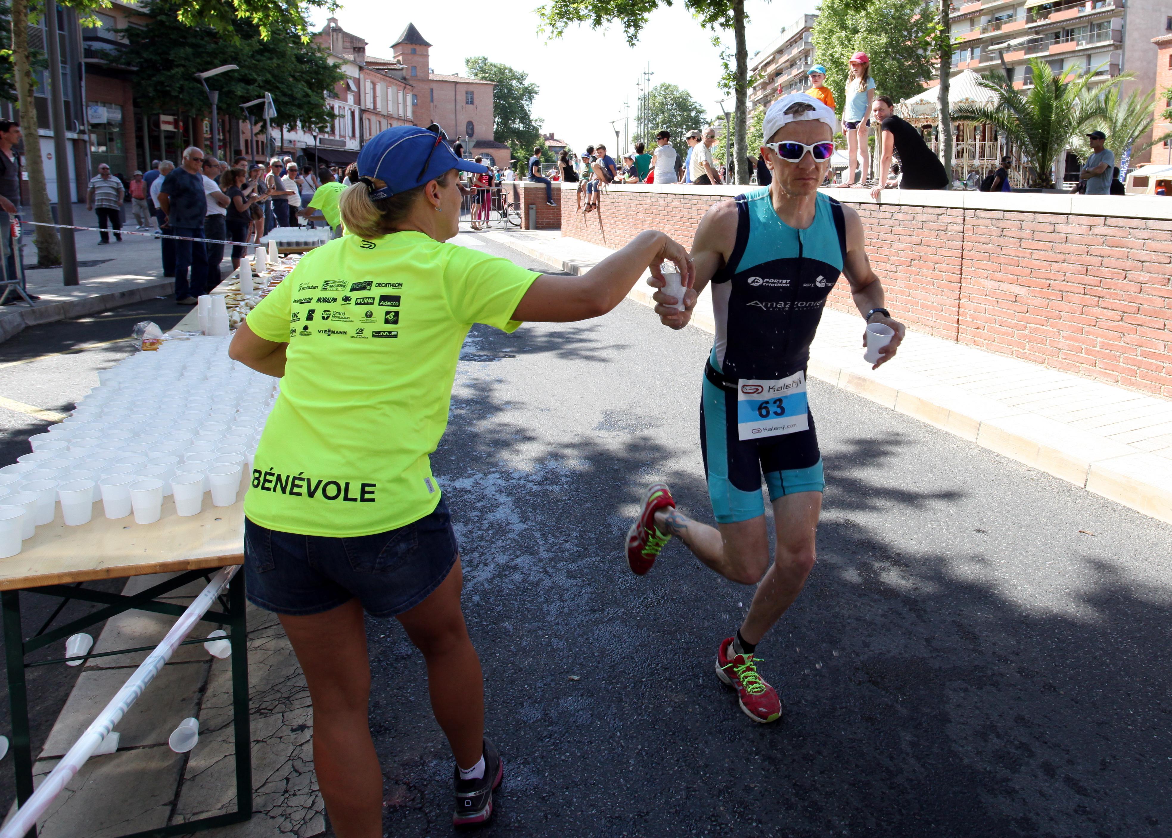Gestion Bénévoles Triathlon