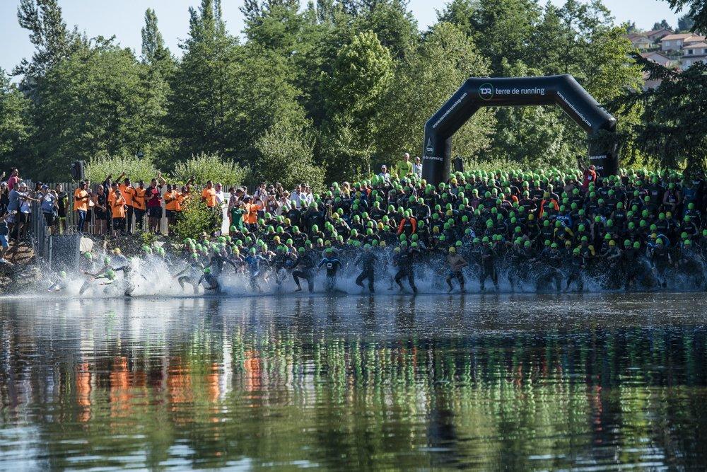Triathlon du Lac des Sapin - Gestion des Bénévoles